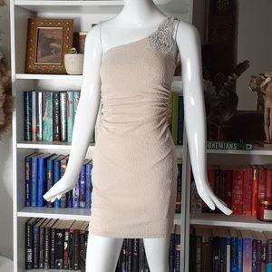 🔥3/30$ Emerald Sundae one shoulder dress